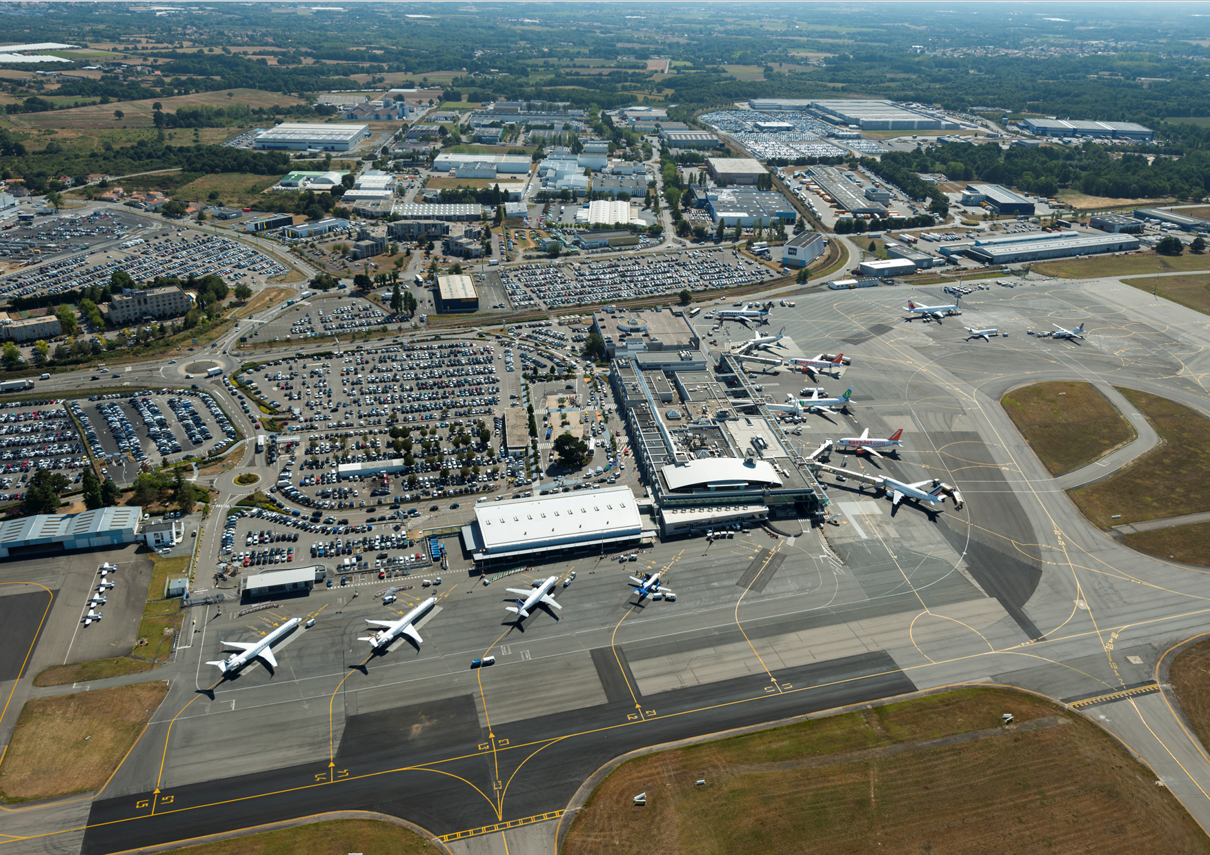 nantes atlantiques airports renewed its collaboration with
